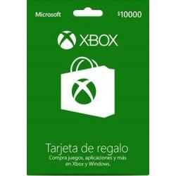 Xbox Live $10.000
